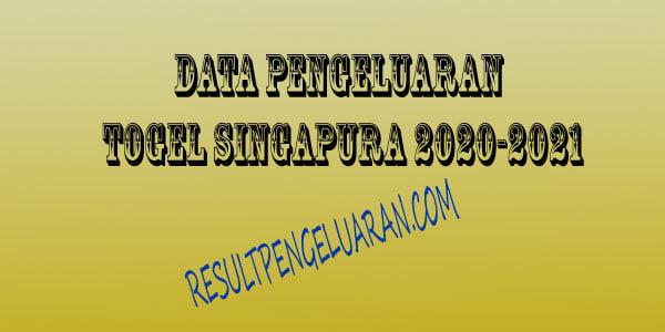 Data Pengeluaran Singapura 2021 » Keluaran SGP Hari ini