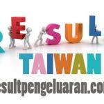 Data Pengeluaran Taiwan 2021